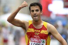 Miguel Ángel López, en imagen de www.laverdad.es