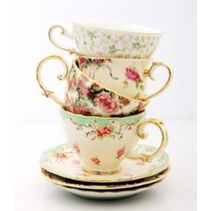 Frivolous Fabulous - Southern Tea Time