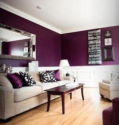 Interesting Living Room Paint Color Ideas
