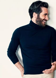 Jake Gyllenhaal photographed by David Slijper for Esquire UK