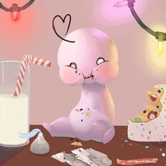 CRY!!!! Your going to get fat.... (pictures chubby cry)....cuuuute...continue :)