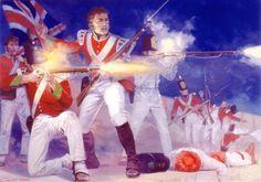 El 69º de A Pie en Velore, British Redcoat 1793-1815, de Turner Más en www.elgrancapitan.org/foro