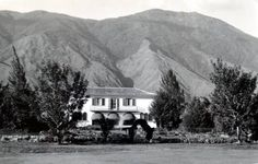 Qta. Blandín, calle El Saman, urbanizacion Country Club - propietario Ludwig Hauck construida por el ingeniero Carlos Blaschitz, terminada en 1930