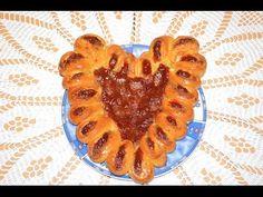 Пирог Сердце на Валентинов день - YouTube