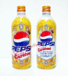 Pepsi Carnival - Tropical Fruit-flavor (Japan)