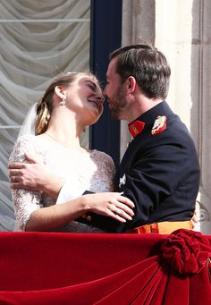 Princess Stephanie of Luxembourg Photos - The Wedding Of Prince Guillaume Of Luxembourg & Stephanie de Lannoy - Official Ceremony - Zimbio