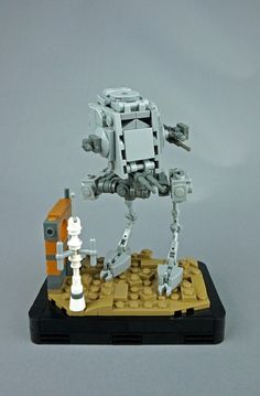 AT-ST | by Rogue Bantha