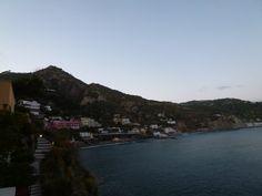"""Panorama, Camera di """"Miramare Sea Resort & Spa"""" (Hotel), Sant'Angelo, Isola Ischia Italia (Maggio)"""