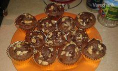 Zdravé muffinky - Recept