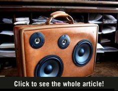 Boomcase Speaker