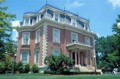 Missouri Governor's Mansion, Jefferson City, MO