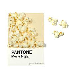 PANTONE Movie Night