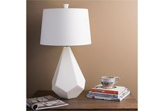 One Kings Lane - Bright Ideas - Origami Table Lamp -$169