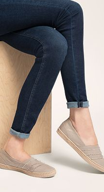 Esprit / Cotton loafer