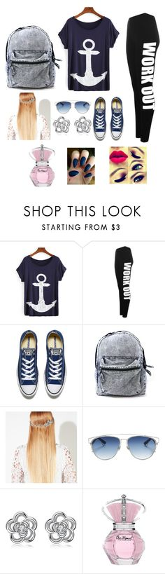 """horgony"" by reka-laura-hegedus on Polyvore featuring WearAll, Converse, John Lewis and Christian Dior"