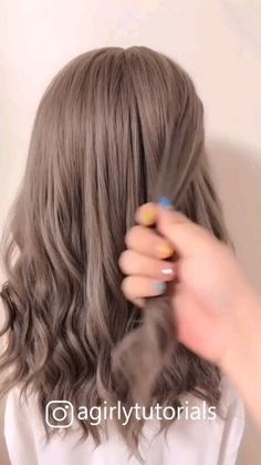 Lace Frontal Gray Wig Black Girl Short Hair Wigs Virgin Brazilian Hair Sora Wig Curly Human Hair Weave With Closure Short Hair Wigs, Easy Hairstyles For Long Hair, Summer Hairstyles, Braided Hairstyles, Wedding Hairstyles, Cool Hairstyles, Hairstyles Videos, Formal Hairstyles, Everyday Hairstyles