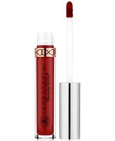 Anastasia Beverly Hills Liquid Lipstick In the Color: Bloodline