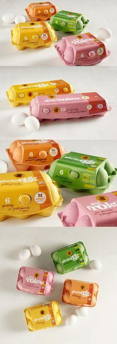Egg Packaging - visual Chinese designer community