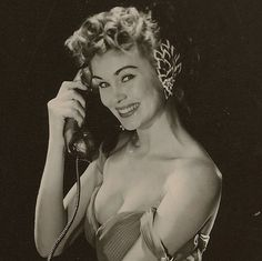 Pretty Pinup Girl Elvgren Vintage Snapshot Photo by BallyDingRevue, $25.00