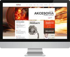 Oto jaką wykonaliśmy stronę internetową dla naszego klienta. #webpage #design #internet