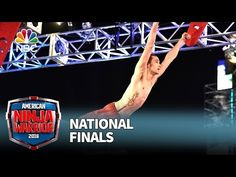 Thomas Stillings at the National Finals: Stage 1 - American Ninja Warrior 2016 - YouTube