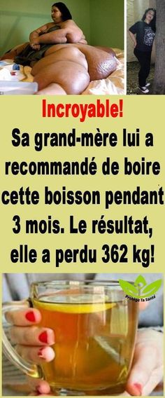 Sa grand-mère lui a recommandé de boire cette boisson pendant 3 mo… Unbelievable! His grandmother advised him to drink this drink for 3 months … The result will amaze you! Healthy Women, Healthy Tips, Health And Nutrition, Health Fitness, 30 Day Squat Challenge, Sixpack Training, Lose Weight, Weight Loss, Healthy Lifestyle Changes
