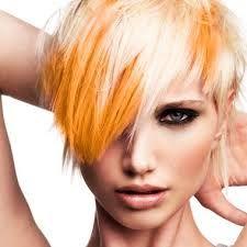 Hairstyle Fudge - toni arancioni