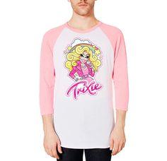 Trixie Mattel Baseball T-Shirt