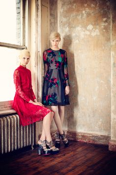 Erdem Pre-Fall 2013 - Review - Fashion Week - Runway, Fashion Shows and Collections - Vogue - Vogue