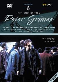 Britten: Peter Grimes - ArtHaus DVD. £30.95