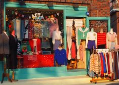 Shops in Hongdae sell a variety of styles of clothing, from chic to casual, all at very affordable prices.