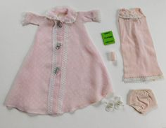 Tammy Doll Ideal Japanese Exclusive Negligee Clothes Outfit