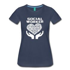 to Be A Social Worker Shirt Clothing Tee Shirt