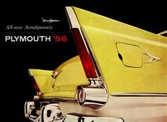 I had this Plymouth '56