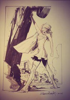 Supergirl by Sean Murphy *