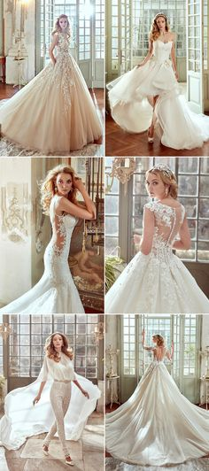 2017 Revealed! These Wedding Dress Designers Will Amaze You With Their New Collections!