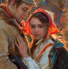 """Homecoming"" detail by Daniel Gerhartz"