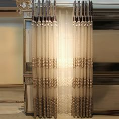 Fabulous sheer window curtains for living rooms French Living Rooms, French Country Living Room, Living Room Decor Curtains, Living Room Colors, Small Apartment Decorating, Decorating Your Home, House Without Walls, French Decor, Find Furniture