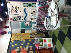 Houston Quilt Market.  Our booth.  Yeah!
