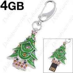 Clé USB Sapin de Noel, 11 e