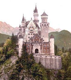 Neuschwanstein Castle. Attraction in Schwangau.  Get insider tips about Neuschwanstein Castle from Trippy.com's Schwangau experts.