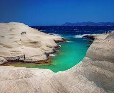Visit Greece| #Milos #island #Greece