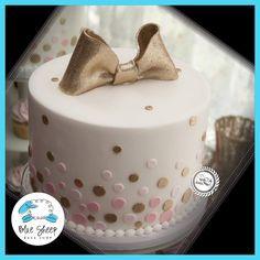 Beautiful Image of Polka Dot Birthday Cake . Polka Dot Birthday Cake Pink And Gold Polka Dot Birthday Cake In 2018 Averys White Fondant Cake, Cake Pink, Fondant Girl, Fondant Cakes, Birthday Cakes For Men, New Birthday Cake, Birthday Cupcakes, Birthday Recipes, Birthday Wishes