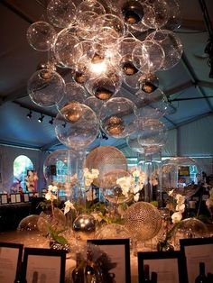 If so, you may be searching for inspiration for your wedding to ensure that it turns out as perfect as possible. There are some great winter wedding reception ideas to consider. Gala Themes, Event Themes, Event Decor, Gala Decor, Winter Wedding Decorations, Aisle Decorations, Masquerade Ball Decorations, Elegant Party Decorations, Wedding Balloon Decorations