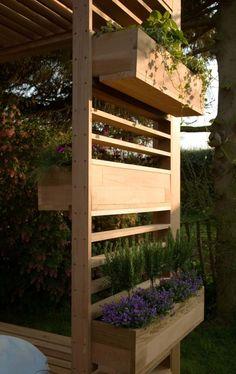Parcourez les images de Jardin de style de style Moderne de ecospace españa. Inspirez-vous des plus belles photos pour créer votre maison de rêve.