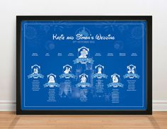 We have collected together a selection of ideas full of the magic of Disney, to help you create your very own Disney themed wedding seating plan. Wedding Table Themes, Wedding Favor Table, Seating Plan Wedding, Wedding Favors, Seating Plans, Table Seating, Wedding Decorations, Table Decorations, Wedding Advice