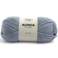Adlibris Alpakkalanka 50g Dusty Blue A006