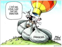 Political cartoons are great today! :)