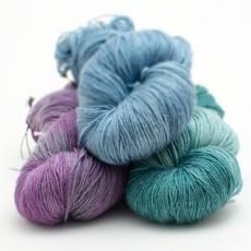 DyeForYarn Fingering Merino & Silk
