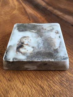 Goat milk Nespresso coffee scrub soap